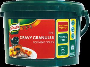 Knorr gravy granules